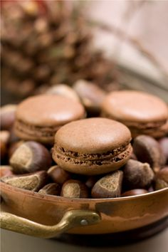 """""""Simple"""" Macarons recipe from someone who makes them professionally."""