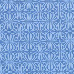 Terrain Fabric by Kate Spain Lichen Stream