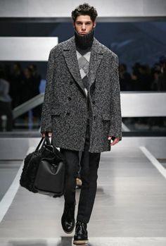 Fendi Fall/Winter 2013-2014 Men's Fashion Show