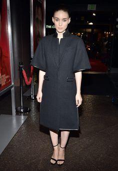 "Rooney Mara - Premiere Of Warner Bros. Pictures' ""Her."" - Red Carpet"