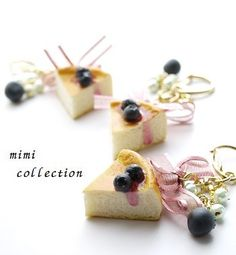 Kawaii Jewelry, Tiny Food, Decoden, Minis, Polymer Clay, Crafting, Miniatures, Place Card Holders, Cheese