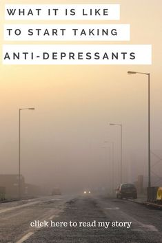 the truth about taking anti, depressants, what it is like when you begin taking anti-depressants, side effects, what to expect when taking anti-depressants Depression Recovery, Overcoming Depression, Dealing With Depression, Depression Help, Postpartum Depression, Beating Depression, Mental Health Blogs, Mental Health Disorders, Cooking