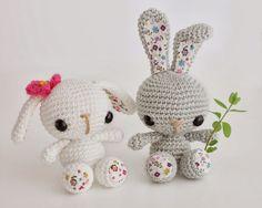 Amigurumi Nyuszik : Cuddle me elephant crochet pattern