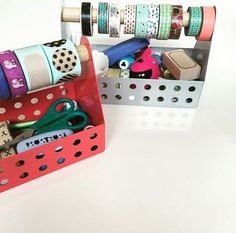 Image credit: @yasmines84   #tigerstores #washitape #craft #crafts #crafting
