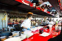 Madrid fusión 2015, la cocina se va de viaje.