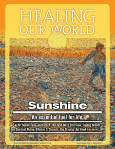 Sunshine: An Essential Fuel For Life