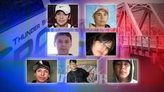 A glimpse into the lives and issues surrounding the deaths of 7 Indigenous students in Thunder Bay - APTN National NewsAPTN National News