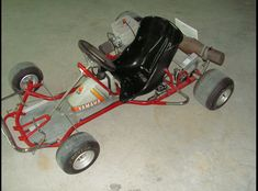 Troy Rasmussen uploaded this image to 'Go Karts'.  See the album on Photobucket.