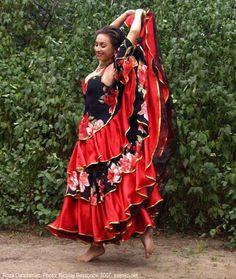 Roza Danchenko, Russian gypsy performer