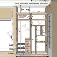 Standard Wardrobe Closet Design Guidelines - Engineering Discoveries Bedroom Wardrobe, Wardrobe Closet, Bedroom Closets, Wardrobe Cabinets, Design Guidelines, Bedroom Layouts, Awesome Bedrooms, Armoire, Drawers
