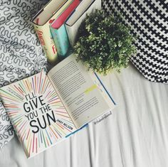 I'll Give You the Sun by Jandy Nelson | 29 YA Books About Mental Health That Actually Nail It