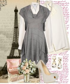 """""""Style This Dore Dress"""" by sheavschaaf ❤ liked on Polyvore"""