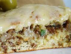 Torta de carne moída com requeijão   Carnes > Receitas com Carne Moída   Receitas Gshow