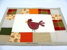 Toalha de patchwork
