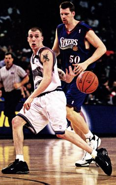 Remember when Jason Williams Vince Carter made the lockout season of 99 so exciting