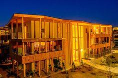 L'habitat participatif ré-invente tranquillement le vivre ensemble Rejet, Habitats, Sustainability, Multi Story Building, Alternative, Montpellier, Life, Inspiration, Style