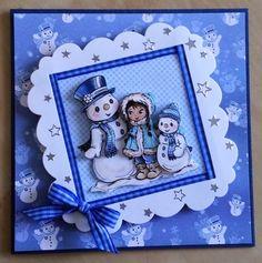 Kerst - Yvonne Creations