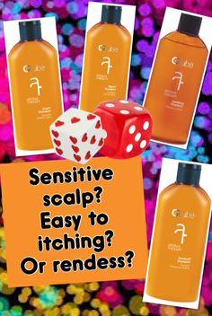 Sensitive Scalp