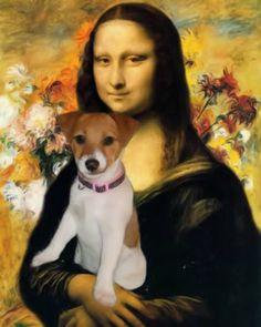 Omigoodness! Jack and Mona!