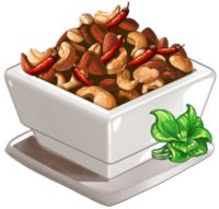 Recipe-Spicy Mixed Nuts
