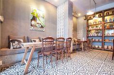 Restaurant Quan Bui | 25h in Saigon aka Ho-Chi-Minh-City, Stilnomaden