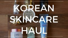 Korean Skincare Haul | Its Phoebe Paige