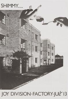 Joy Division flyer