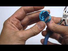 Workshop Ring van Aluminium draad / Workshop ring of aluminium wire - YouTube