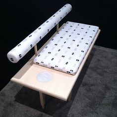 Day 3 icff nyc Skip work and come hang out with us on the St Charles Bench  Booth 2453 volkfurniture icff nycxdesign furnituredesign via volkstudio