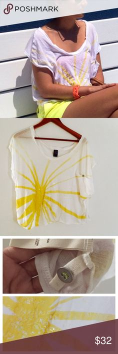 Free People Sun Shirt *Worn only once.                                                         *100% cotton.                                                               *Left side pocket.                                                         *Extra button, clear sequins.                                       *Last picture shows like a little sewing, about half inch, blouse bought it like that.                         *Little pilling Free People Tops