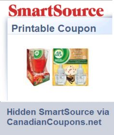 Canadian Coupons - Free Coupons for Canada More