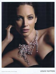 louis vuitton jewelry campaign