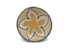 Medium Honey Hope Basket:   Beautiful Handwoven Fairtrade Baskets by All Across Africa. Perfect for decorating a wall on your home or gracing a dining room table. To see more design tips and shop visit: http://allacrossafrica.org.