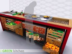 Designing a Kitchen Without a Fridge
