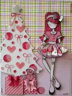 Skelly doll <3 By Daniela Alvarado.