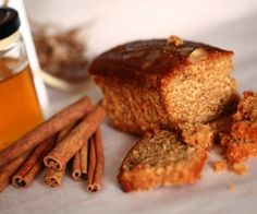 Bizcocho de miel, aceite y canela: sabor a torrijas - Recetín