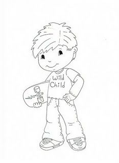 Free digi-stamp to use on cards, scrapbooking, etc!