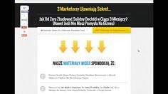 Skuteczna Strona Przechwytująca - 3 Elementy... Zobacz również: http://zarabianieprzezinternet.empowernetwork.com/blog/blog-i-lista-mailingowa-jakie-znaczenie-w-e-marketingu-ma-połączenie-tych-2-elementów
