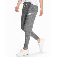vans bleu homme - Nike Gym Vintage Cropped Sweatpants ($45) ? liked on Polyvore ...