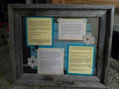 Maid of Honor Duty: Have each member of the bridal party write a letter to the bride. Scrapbook (with wedding colors) and frame the letters. If you have space leave a spot to add a wedding photo. Give the gift to the bride while she is getting ready on her wedding day. So special!