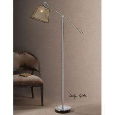 "Uttermost Biella 59.75"" Task Floor Lamp"