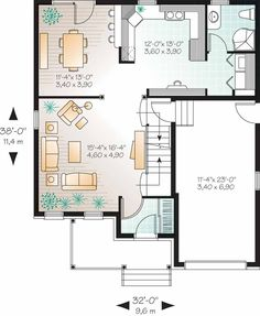 900 square foot house plans print this floor plan print all floor plans - Home Design And Plans