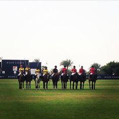 11/6/14 UAE Polo Team PHOTO: vviptv