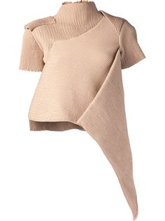J.W. ANDERSON Draped Knit Top