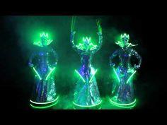 ▶ Mirroring Kingdom ( Light Laser Mirror Show) - YouTube