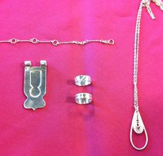 Kirsti Mcmann 2014 - Jewellery Certificate