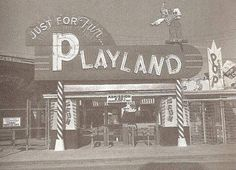 Playland Park amusement center, San Antonio, 70's, so much fun!