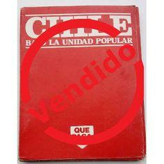 Paraíso del Libro Usado: Chile Bajo La Unidad Popular Revista Que Pasa, Emp...