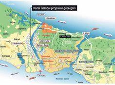 Kanal Istanbul Projesi   BilgiA