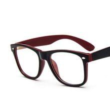2017 Brand New Hipster Eyeglasses Frames 2182 Oversized Prescription Glasses Women Men Fake Glass(China (Mainland))